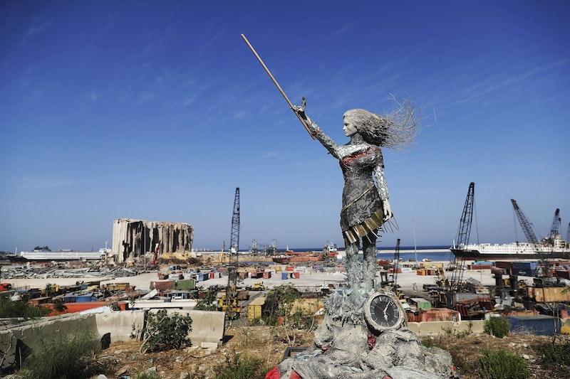 لبنان: نهضت رغم الحطام