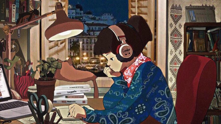 Lo-Fi Girl Algeria - الجزائر