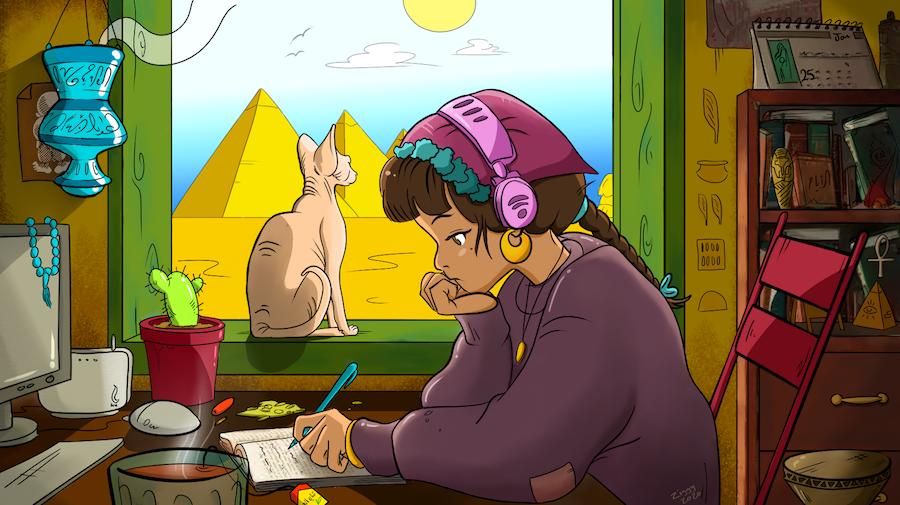 Lo-Fi Girl Egypt - مصر