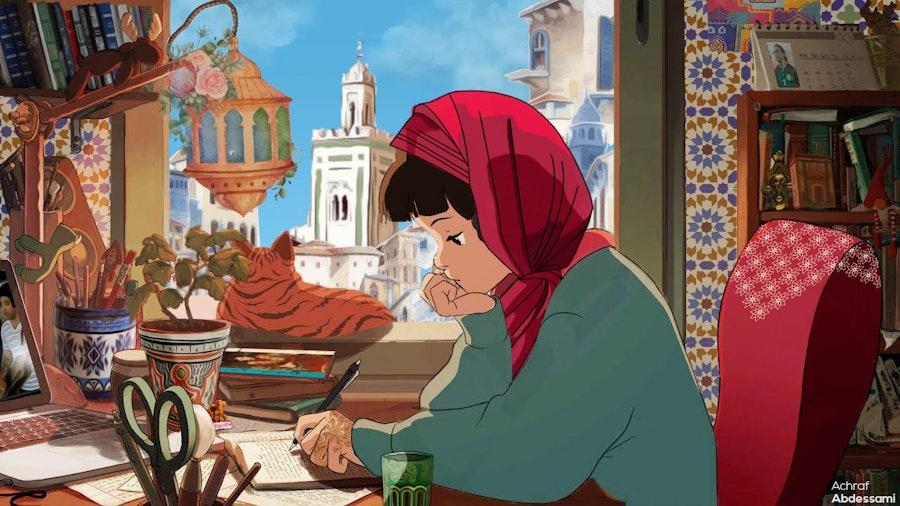 Lo-Fi Girl Morocco - المغرب - أشرف عبدالسمي