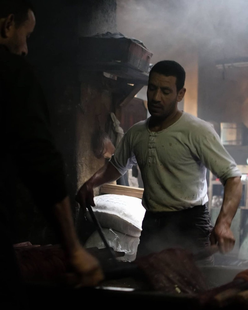 محمد حمزة: الشارع ولحظات من حياة الناس